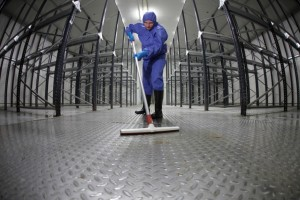 Warehouse Cleaning Services