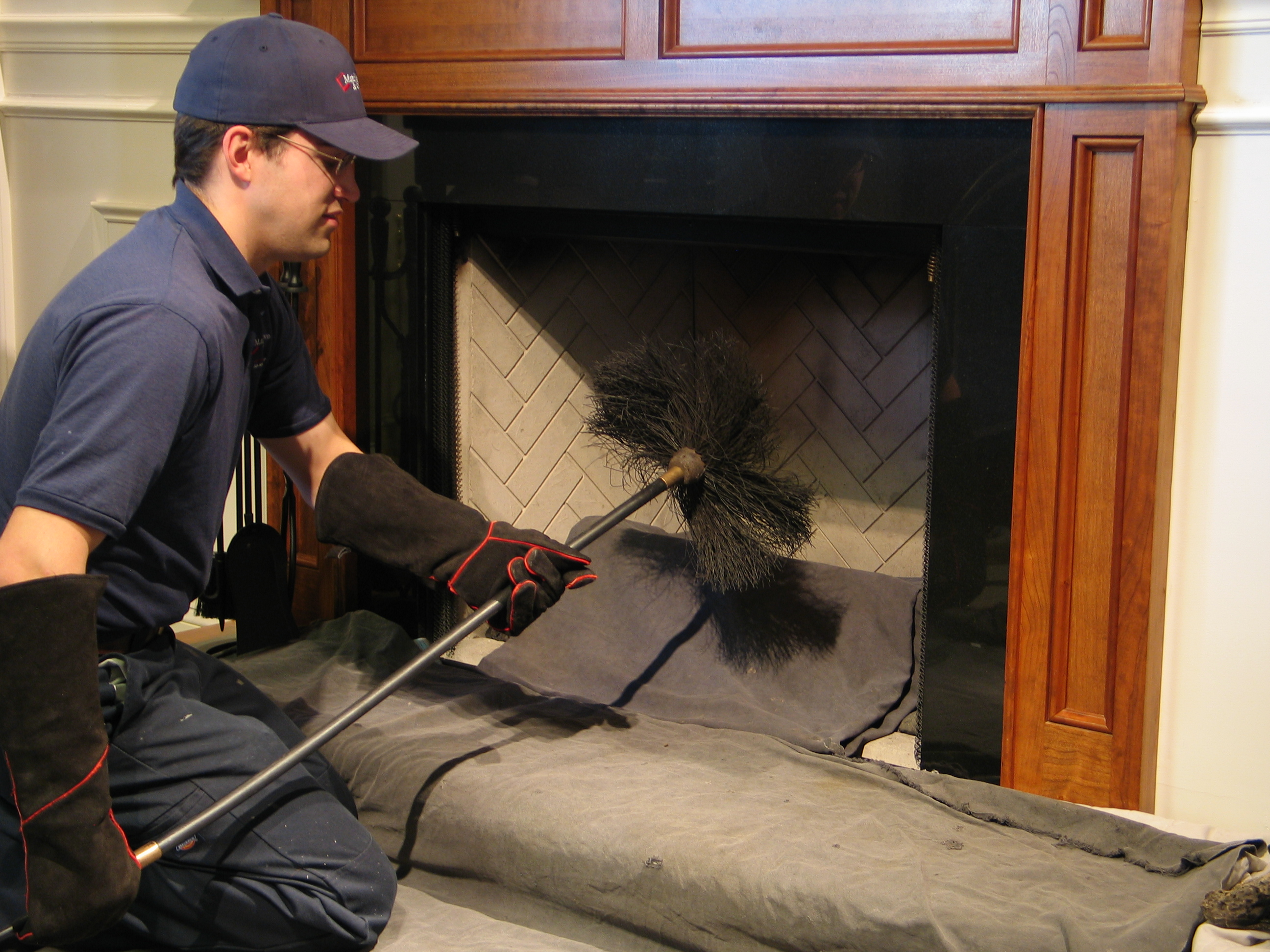 How To Clean A Chimney Chimney Cleaning Toronto